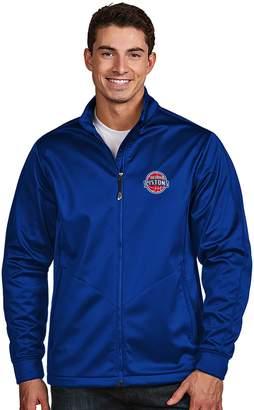 Antigua Men's Detroit Pistons Golf Jacket