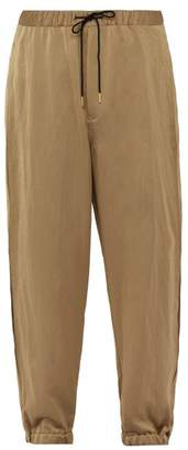 SASQUATCHfabrix. Ventilation High Shine Trousers - Mens - Gold
