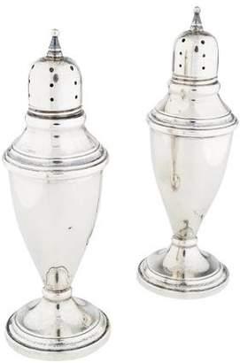Elgin Pair of Silversmiths Co. Salt & Pepper Shakers