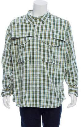 Filson Angler Plaid Shirt w/ Tags