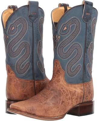 Roper Pierce Cowboy Boots