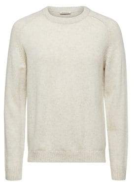 Selected New Coban Wool Sweater