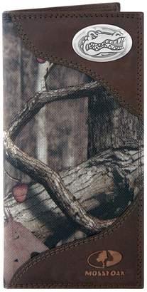 Zep-Pro Florida Gators Concho Mossy Oak Secretary Wallet