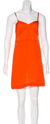 Araks Silk Sleeveless Dress