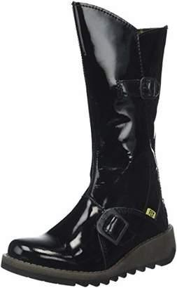 Fly London Girls' Mes 2K Chukka Boots,1 33 EU