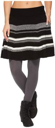 Smartwool Cascade Valley Stripe Skater Skirt Women's Skirt