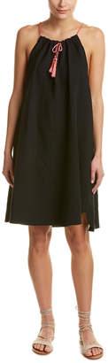 C&C California Caleigh & Clover Gauze Shift Dress