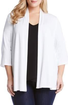 Karen Kane 'Molly' Open Jersey Cardigan
