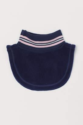 H&M Fleece Turtleneck Collar - Blue