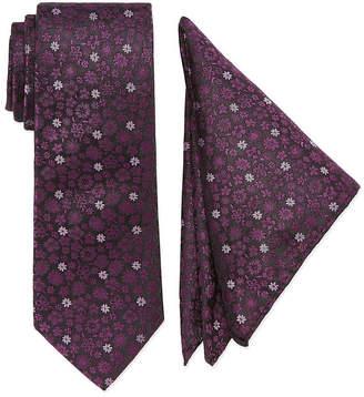 U.S. Polo Assn. USPA U S Polo Assn Extra Long Floral Tie Set