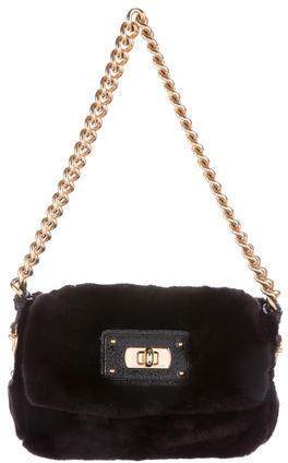 Marc JacobsMarc Jacobs Fur Shoulder Bag