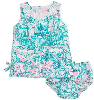 Lilly Pulitzer Lilly Sleeveless Shift Dress