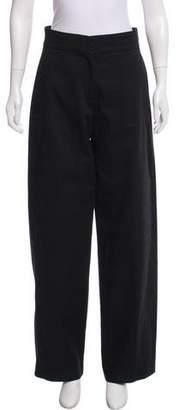 Belstaff High-Rise Wide-Leg Pants