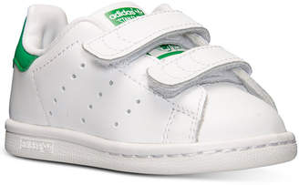 adidas Toddler Boys' Stan Smith Casual Sneakers from Finish Line $45.99 thestylecure.com