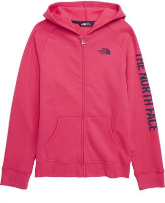 The North Face Logowear Full Zip Hoodie