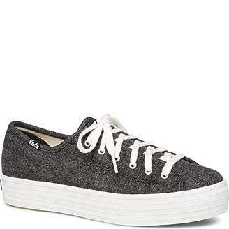 Keds Women's Triple Kick Seasonal Solids Shoe