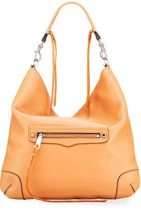 Rebecca Minkoff Reagan Cowhide Hobo Shoulder Bag
