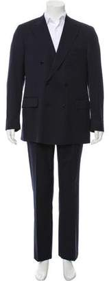 Fendi Double-Breasted Wool Suit