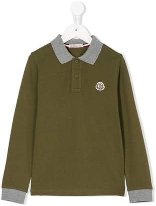 7c6f0df49 Moncler Tops For Boys - ShopStyle UK