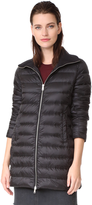 Belstaff Whiston High Density Down Jacket $595 thestylecure.com