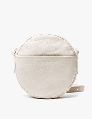 Circle Purse in Stone $160 thestylecure.com