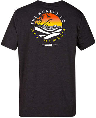 Hurley Men's Take Off Graphic T-Shirt