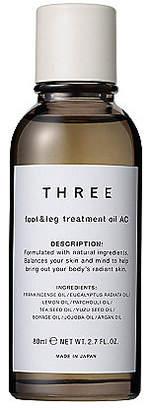 Three (スリー) - [スリー] THREE フット&レッグ トリートメント オイル AC R