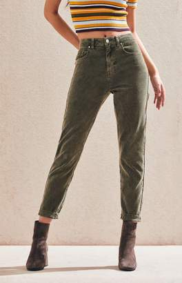 PacSun Ivy Green Vintage Icon Mom Jeans