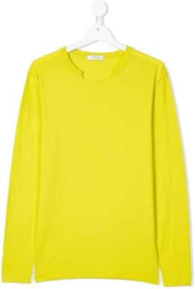 Paolo Pecora Kids Teen long sleeve pullover