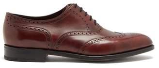 John Lobb Stowey leather brogues