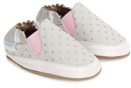Robeez R) Dot Mania Crib Shoe