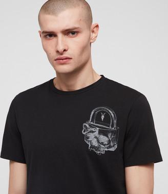 AllSaints Locked Crew T-Shirt