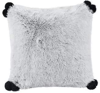 "Home Essence Apartment Maddie Shaggy Faux Fur Pillow, 20""W x 20""L"