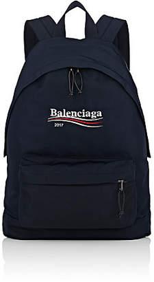 Balenciaga Men's Classic Backpack - Navy