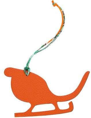 Hermes Petit H Sleigh Charm