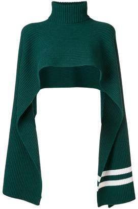 MRZ shawl scarf