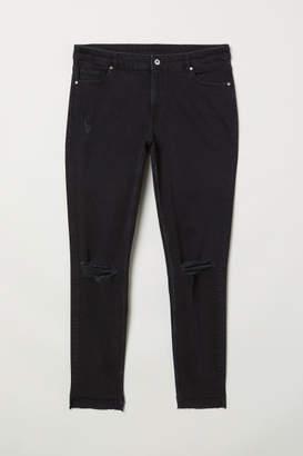 H&M H&M+ Super Skinny Jeans - Black