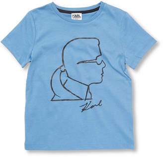 Karl Lagerfeld Paris Lagerfeld Graphic T-Shirt