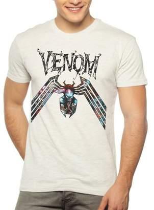 Marvel Men's Venom Short Sleeve Graphic T-Shirt, up to 2XL