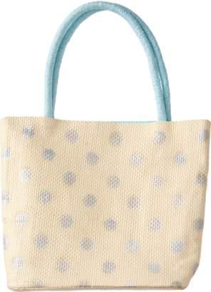 Gymboree Dot Straw Bag
