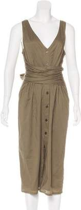 Marysia Swim Sleeveless Midi Dress $125 thestylecure.com