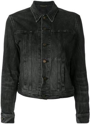 Saint Laurent button jacket