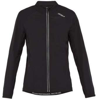 2XU Xvent Performance Track Jacket - Mens - Black