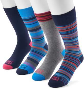 DAY Birger et Mikkelsen Men's Funky Socks 4-pack Casual Crew Socks