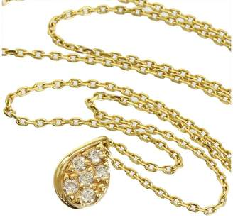 Star Jewelry 10K Yellow Gold & 0.06ct Diamonds Necklace Pendant