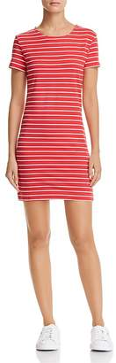 French Connection Striped Sheath Dress