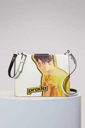 Prada Face crossbody bag