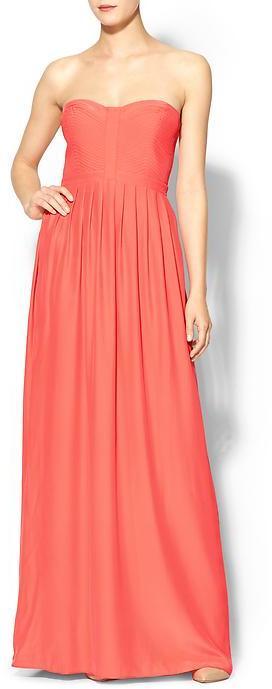 Parker Bayou Silk Dress