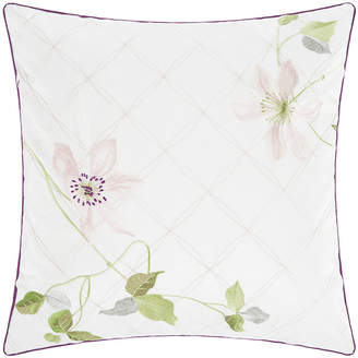 Yves Delorme Clematis Cushion Cover