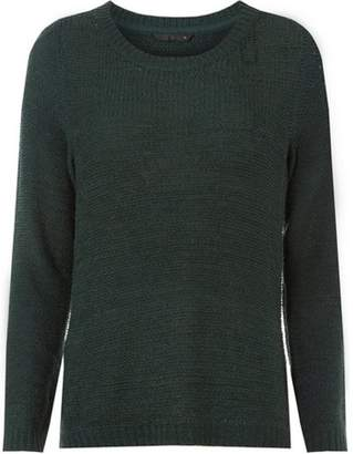 Dorothy Perkins Womens **Only Khaki Knitted Jumper